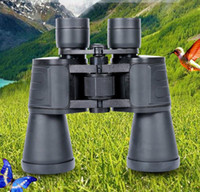 Hd large diameter 10X50 LLL night vision telescope optical professional binoculars hunting outdoor travel hiking camping zoom telescope