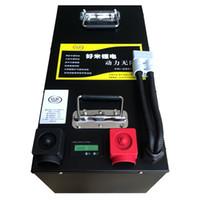 12.8V Lifepo4 12V / 24V / 48V 100/200 / 300AH Lithium-Batterie BMS für RV Inverter Boote Wohnmobil UPS Go Cart Solar-Energiespeicher