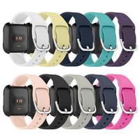 Fitbit Versa İzle 61017 İçin İzle Band İçin Fitbit Versa Bant Kayış Silikon Bileklik Nefes Yedek Spor Kayış Bantlar