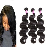 Brazilian Peruvian Idian Malaysian 8A Virgin Human Hair Body...
