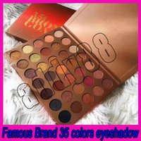 2019 Hot m brand 35G Bronze Goals 35 Color Eye Shadow Palett...