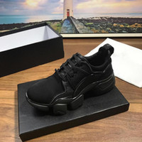 JAW LOW SNEAKERS IN NEOPRENE AND LEATHER 2019 Mens Mesh Runn...