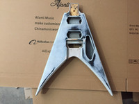 DIY Electric guitar   DIY Electric guitar Body of Afanti mus...