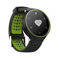 X2 Plus-Wasserdicht IP68 Bluetooth Smart Watch Blutdruck Blut-Sauerstoff-Puls-Monitor-Pedometer-Armbanduhr für Android iPhone-Uhr