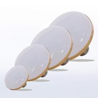 Foco LED UFO Globo Bombilla redonda E27 12W 18W 24W 36W Blanco frío LED Bombillas Lámpara AC220V