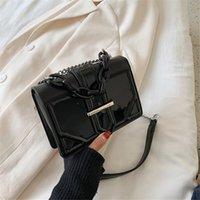 HBP Small Bag Donne Popolare Nuova catena Borsa a tracolla singola a catena attraverso la piccola borsa quadrata PH-CFY20051944