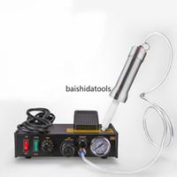 50ml Auto Cola Dispenser BY-982AB De pasta de solda líquido Controller for Two Líquido Componente Mistura Máquina AB Glue Gun
