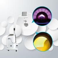 7 색 광자 PDT LED 기계 라이트 테라피 피부 젊 어 짐 살롱 및 집에 대한 여드름 치료