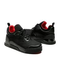 Red Shoes Bottoms Aurelien Sneakers Homens Mulheres Calçados Casual Donna Red Aurelien Shoes 2020 Platform Espadrilers Sapatilhas Vintage