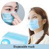 Wholesale 50pcs Disposable Mask 3 Layer Breathable Face Mask...