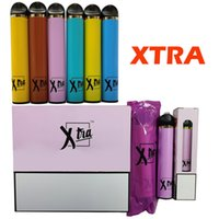 12 Colors Xtra Device Disposable Vape Pen Cartridges 5. 0ML C...