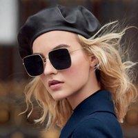 Diseñador envoltura 2021 nuevo verano stellaire marca ornamental mujeres moda gafas de sol plaza venta hombres hot piloto steam eipwb