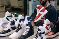 botas altas botas de invierno de la calle El miedo a la goma de Dios militar zapatilla de deporte Negro Numbuck Niebla Hecho en Italia botas militares