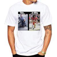 Liberty Floyd Men T -Shirt Fashion George Floyd Printed Tops Short Sleeve Cool Tshirts I Can 'T Breathe Tee Size S-3XL