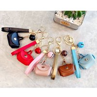 Women Bag Shaped Key ring Key Chain Mini Bag Handbag Charm A...