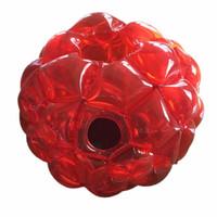 Açık Etkinlik Şişme Balon Tampon Toplar Çarpışma Vücut Tampon Topu Dostu İçin Çocuk Komik Vücut delme Topu 60 cm çocuklar oyun oyuncaklar