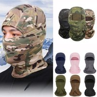 Camouflage Full Face Mask Outdoor Multi- function Motorbycle ...