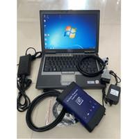 G-M MDI com Wi-Fi sem fio e ferramenta de diagnóstico automático de soft-ware Múltipla interface de diagnóstico OBD2 Ferramenta de diagnóstico com D630 360GB SSD