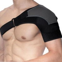 Men' s Adjustable Breathable Single Shoulder Protection ...