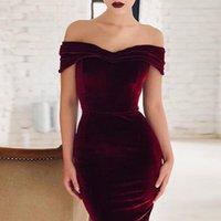 Printemps 2018 Hiver Robes Femmes Mode normal naturel Solid Slim Sexy gaine large de la femme col V Robe Vestidos