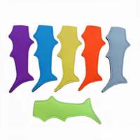 Акула в форме держателя для мороженого Ice Lolly Bag Рукава обложки Держатель для мороженого Summer Ice Инструменты для мороженого Ice Pop Для детей детские подарки AC1119