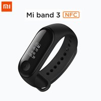 Version originale NFC du bracelet Xiaomi Mi Band 3, bracelet intelligent 0,78