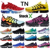 2020 New Mens Running Shoes Bumblebe Jogo Real Racer azul EUA Triplo White Wolf Grey Black descorados do Aqua Atlético Sneakers Desporto