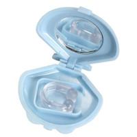 Anti Snore Stopper Cessação anti-ronco clipe nasal Saúde Dormir Equipamento Aid Anti Ronco e Apnéia parar ronco