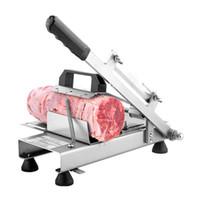 304 stal nierdzewna baranina maszyna do cięcia maszyny ręczne mięso krajalnictwa gospodarstwa domowego komercyjnej wołowiny mięso wołowina maszyna do cięcia mięsa