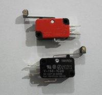 Original OMRON V-156-1C25 Micro mudar o transporte livre