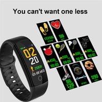 QS01 Smart-Armband Fitness Tracker Blutdruck-Puls-Monitor-Smart Watch Wasserdicht Passometer Armbanduhr für iPhone iOS Android