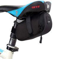 Bisiklet Çanta Bisiklet Su Geçirmez MTB Yol Bisikleti Mini Koltuk Kuyruk Açık Sürme Tamir Araçları Depolama Geri Kılıfı BC0039