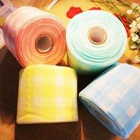 16-28 Meter Roll Nail Art Polish Remover Wipe Paper Katoen Niet-geweven Removal Wraps Reiniging voor Manicure Cleaner Handdoeken