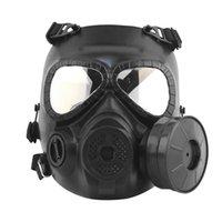 Alan ekipmanları şefi lens maskesi maskesi komando ile anti-kask ordu fan kafatası mühür M04 taktikleri pllrg