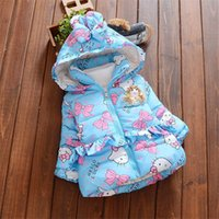 good quality Baby Girls Christmas Autumn Winter Jacket Child...