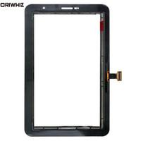 Oriwhiz P3110 P3100 сенсорный экран для Samsung Galaxy Tab 2 7,0 GT-P3100 GT-P3110 Digitizer Передняя стеклянная панель для сенсорного экрана