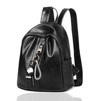 Fashion Genuine Leather Women Bags 2017 New Sytle Backpack f...