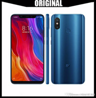 Global ROM Xiaomi Mi8 6 Go 128 Go Mi 8 Snapdragon 845 Octa Core CPU 6.21