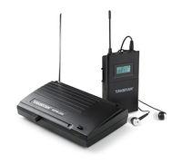 新しいTAKSTAR WPM-200 UHFワイヤレスモニターシステムステレオイントロワイヤレスヘッドフォンヘッドセットトランスミッタ受信機