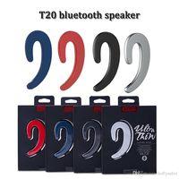 Comincan TWS Wireless Stereo Headphone T20 Sport Auricolari Portatile Auricolari con micPHONE per Xiaomi LG Tablet