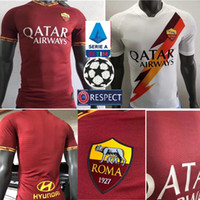 NEW Player version 19 20 ROME home away soccer TOTTI ROMA DZ...