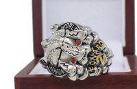 gros prix bas 2pcs / lot vente chaude Canadian Raptors Championship Ring taille 9--13