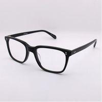 Luxo Mulheres Designer Glassesframe moda Square Frame Retro 5031 óculos para homens simples Popular Estilo de alta qualidade com Box