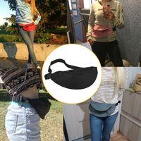 2020 Fanny Pack para Mulheres Homens cintura saco colorido Unisex Waistbag Bag Belt Zipper Bolsa Packs
