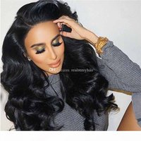Brazilian 360 Lace Frontal Wig Body Wave Cheap Full Lace Fro...
