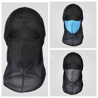 Sıcak Bisiklet Bisiklet Maskesi Motosiklet Şapka Bisiklet Kapaklar Açık Kayak Maskesi kafa setleri Taktik Maske Spor Şapkalar ZZA547
