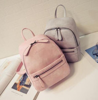 ac552bcc59 Wholesale extra large shoulder bags for sale - 2019 FashionFashion Women  Backpack PU Leather Women Backpack