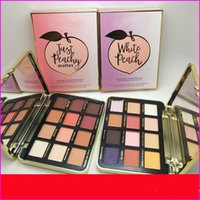 New Makeup White Peach 12 Color Just Peachy eyeshadow palett...
