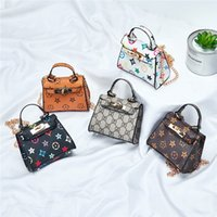 New Kids Handbags Fashion Designer baby Mini Purse Shoulder ...