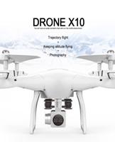 X10 drone wifi cartina trasmissione aeromobili quattro assi antenna-altezza fissa velivoli di telecomando transfrontaliera sorgente di alimentazione esplosione bordone